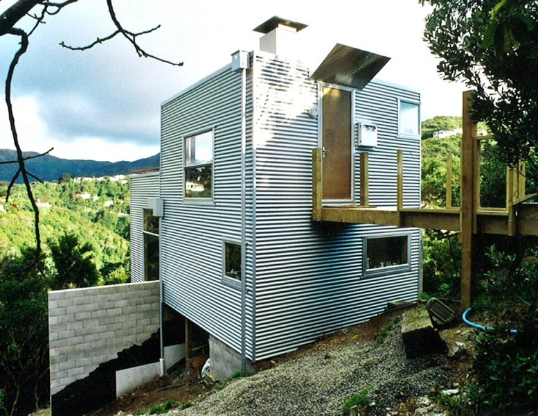 Product Housing Walker Architecture Design