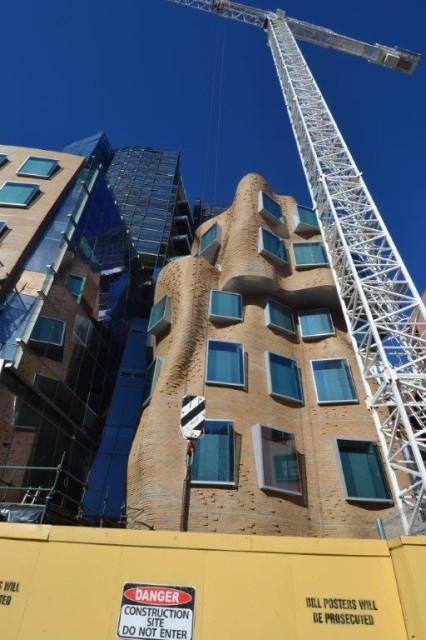 Under construction - the UTS Business School